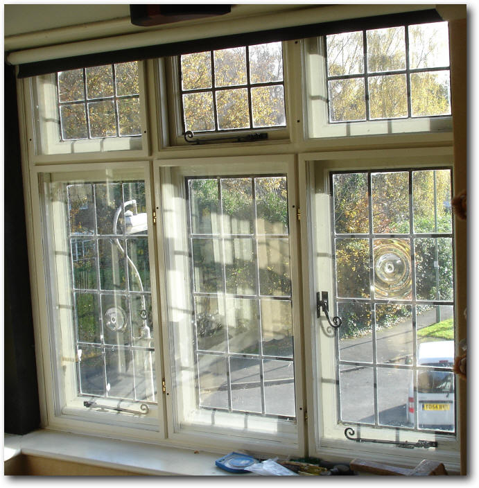 new style b14b0 6a928 DIY secondary glazing - Detailed photographic guide to ...